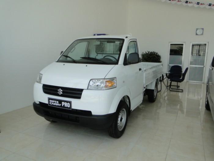 Suzuki Pro thùng lững