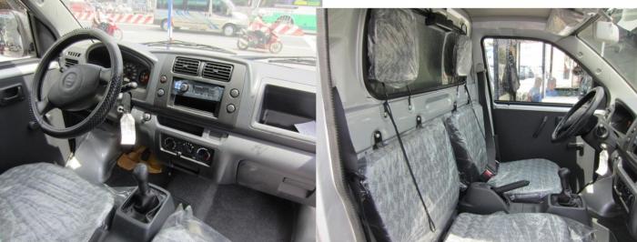 Suzuki Pro nội thất