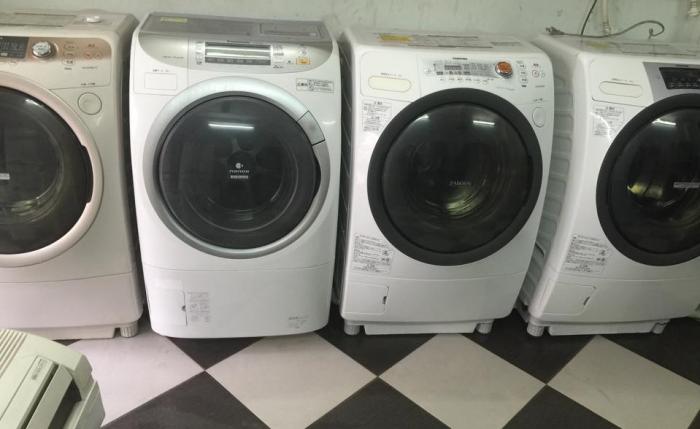 Máy giặt Nhật Bản Toshiba TW-Q820L hàng cao cấp giặt 9kg sấy 6kg