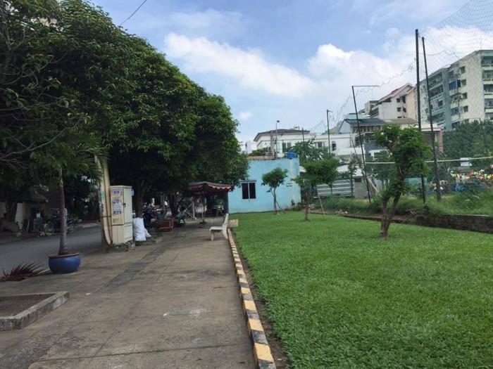 Bán căn hộ tầng trệt căn góc hẻm 245 Đường Độc Lập, P.Tân Quý, Q.Tân Phú
