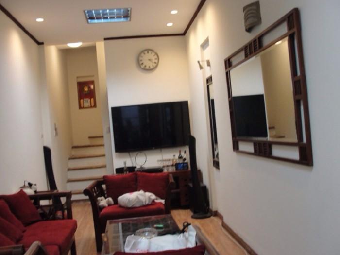 Bán nhà phố Thái Thịnh- Đống Đa 45m2 5 Tầng, 4 Tỷ