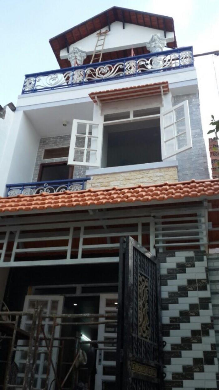 Bán nhà riêng tại Đường Huỳnh Tấn Phát, Phường Bình Thuận, Quận 7, Tp.HCM diện tích 67m2 giá 3.7 Tỷ
