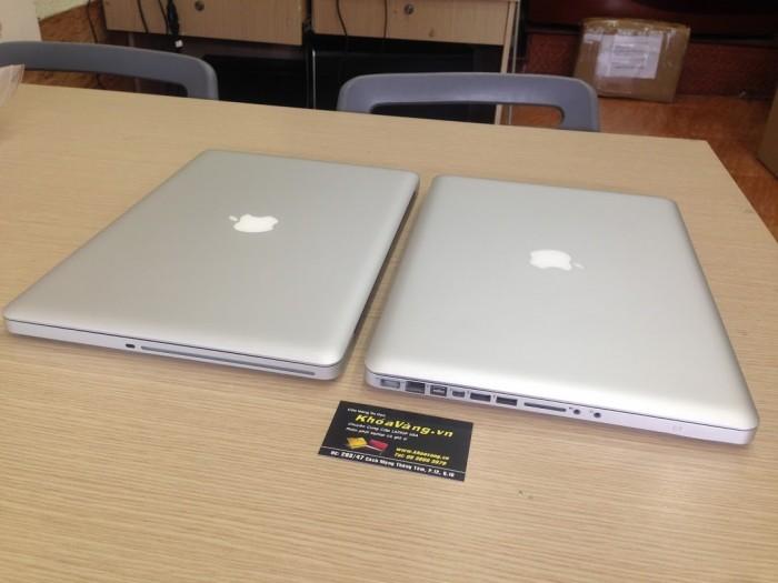 Macbook pro Early 2011 15 inch Core i7 Quad core 2.0Ghz Card rời AMD 6490M chuyên Game đồ họa xách tay USA0
