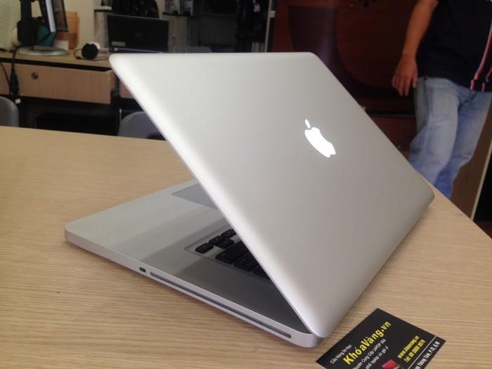 Macbook pro Early 2011 15 inch Core i7 Quad core 2.0Ghz Card rời AMD 6490M chuyên Game đồ họa xách tay USA2
