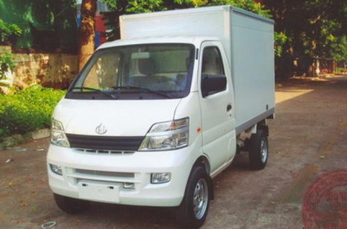 Xe tải Veam Star tải trọng 820kg, có máy lạnh 2017   Cần Thơ, An Giang, Kiên Giang, Bạc Liêu, Cà Mau 1