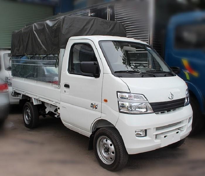 Xe tải Veam Star tải trọng 820kg, có máy lạnh 2017   Cần Thơ, An Giang, Kiên Giang, Bạc Liêu, Cà Mau 2