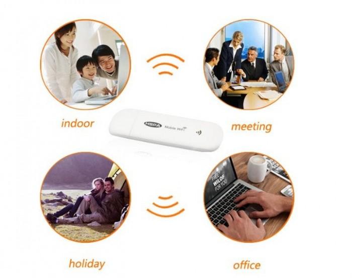 Thiết Bị Phát Sóng Wifi Di Động - Tặng sim 3G Mobifone có sẵn 62GB/thang  (799.000 VNĐ)