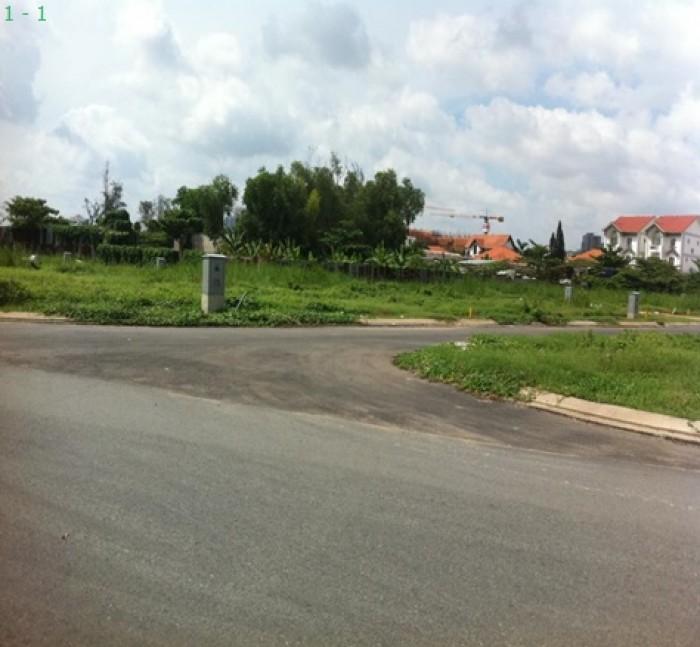 Bán gấp mấy lô đất khu đô thị mới liền kề quận 2, hạ tầng hoàn thiện, sổ hồng, thổ cư