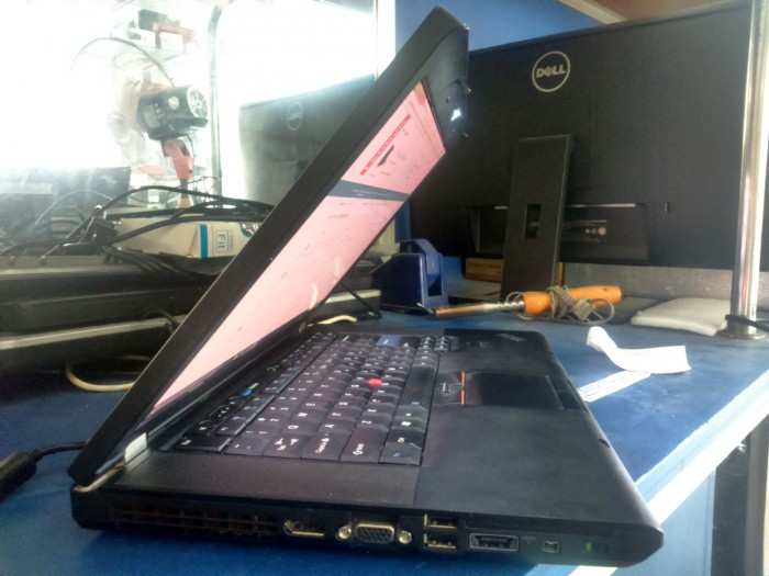 Lenovo T510 Corei7 M620,4G,128SSD,Card nvidia 31000