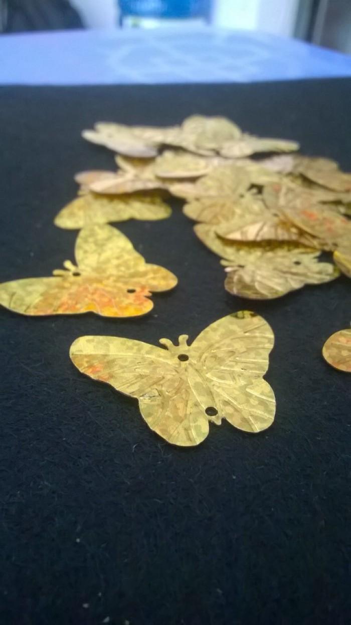 Nguyên liệu làm cây cành vàng lá ngọc0