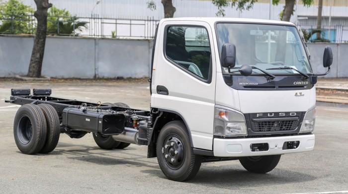 Đại lý bán xe tải Canter 1.9 tấn/1 tấn 9 trả góp giá rẻ, Mua trả góp xe tải Fu...