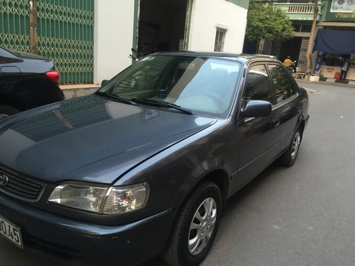 Bán gấp Corolla 1997 nhập khẩu nguyên bản