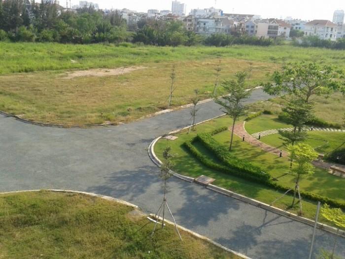 Bán đất nền Lotus quận 7, DT 92.5m2, giá bán 30tr/m2. Đã có văn bản bàn giao nền