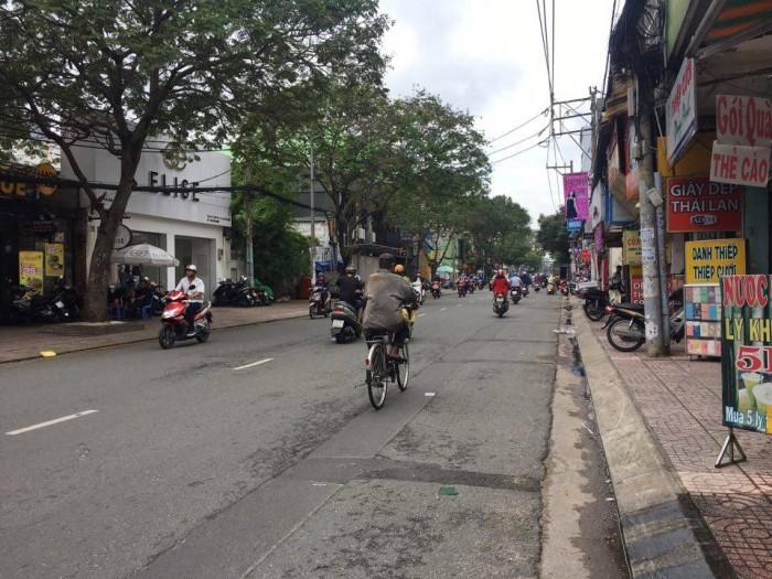 Bán nhà trệt mặt tiền Lê Văn Sỹ, P14, Phú Nhuận, 8x26m, 39 tỉ