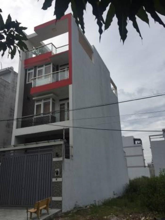 Nhà 100m2, MT Đường 30m,1 trệt 1 lững 2 Lầu, Đường 49 Khu Chung Cu Mười Mẫu Quận 2.