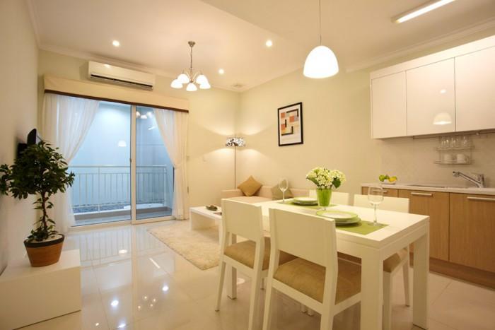 Thông tin căn hộ green town khu đô thị Bình Tân