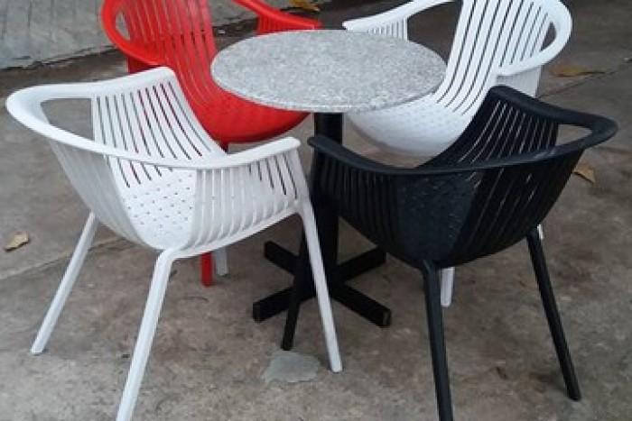 ghế nhự bành chân nhựa.0