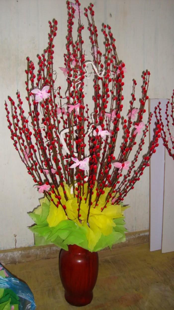 Bán sỉ, bán buôn hoa tầm xuân, bông lau số lượng lớn1