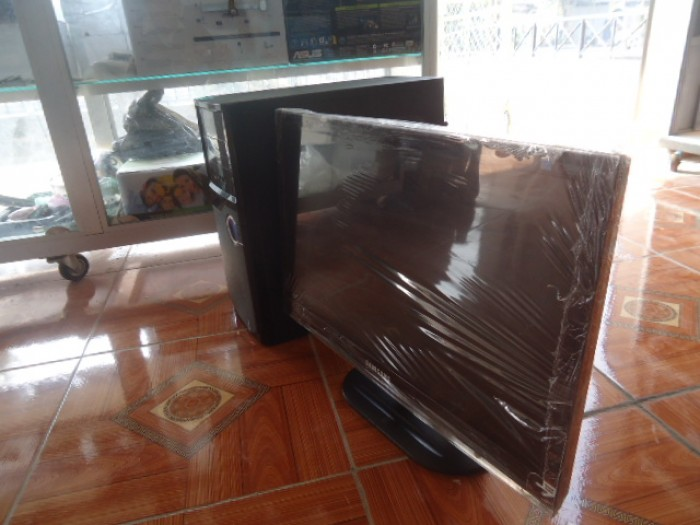Bộ máy tính G41 card roi Gigabyte va man hinh 22in sam sung2