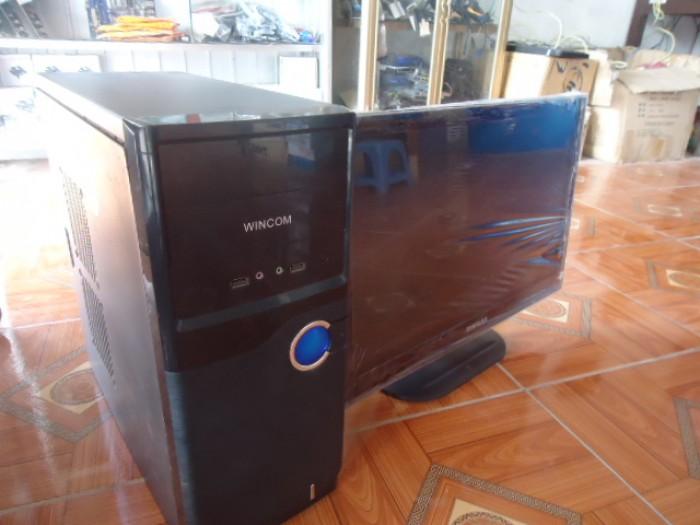 Bộ máy tính G41 card roi Gigabyte va man hinh 22in sam sung3