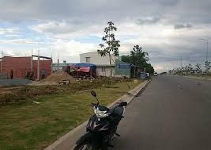 Bán gấp đất chợ Đại Phước 250 triệu/70m2, cách phà Cát Lái 2km, dân cư đông