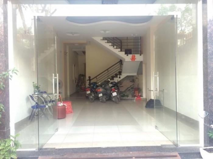 Cho Thuê Mặt Tiền Nguyễn Chí Thanh, Nhà 3 Tầng View Đẹp