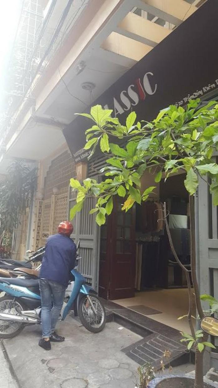 Bán nhà phố Trần Quý Kiên (45m2) MT 4m, kinh doanh làm văn phòng tốt, giá 9,5 tỷ