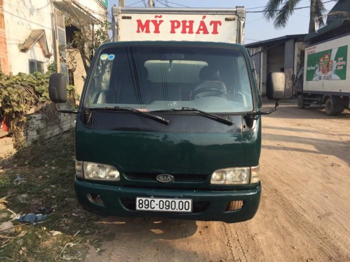 Bán xe tải Kia 1 tấn 25 2