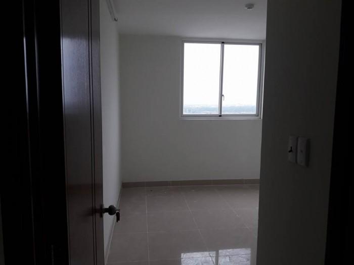 Nhà trống Belleza 2 phòng ngủ, 2wc, lầu cao, view đẹp, nhà mới 100% H
