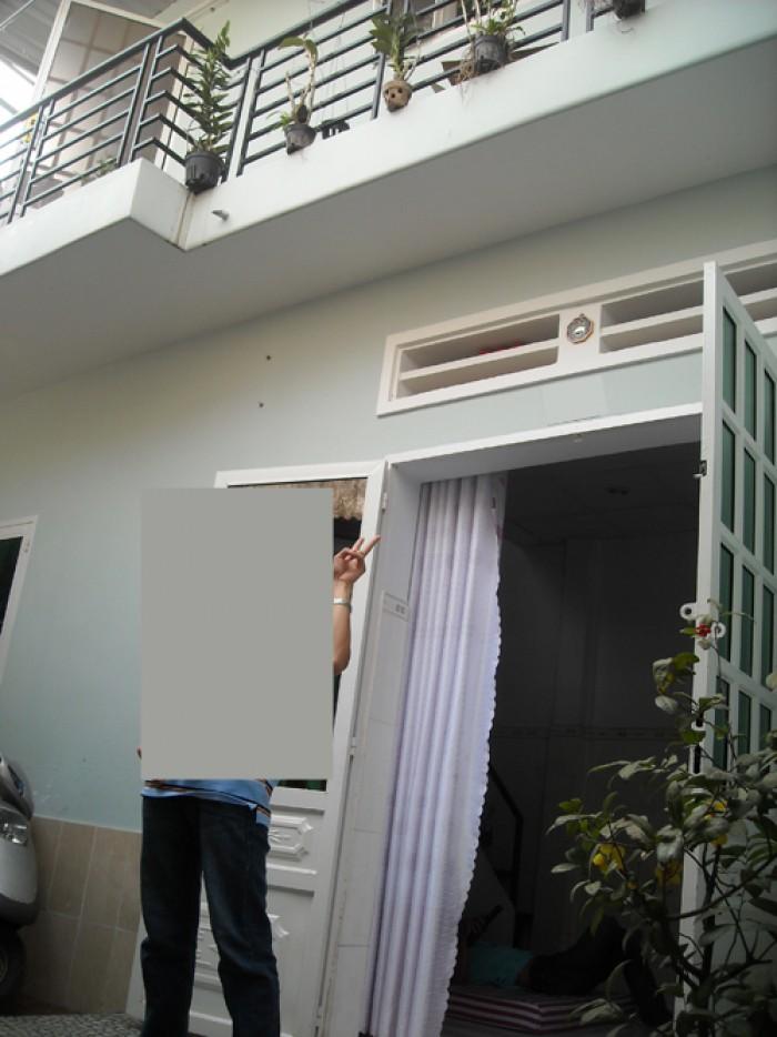 Nhà Nguyễn Thái sơn,P.5,Q.Gò Vấp, giá  750trieu