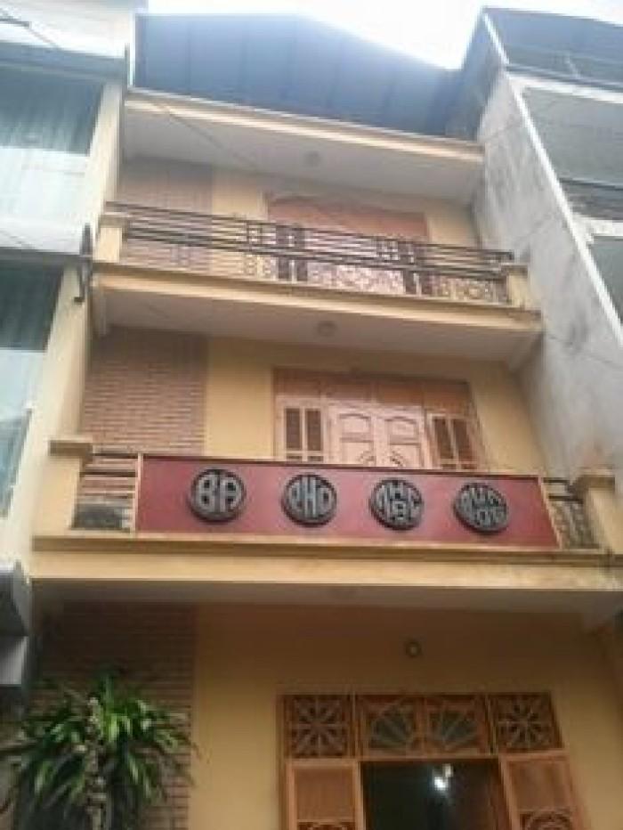 Bán nhà 5 tầng mới lô góc mặt ngõ Trần Cung 2,8 tỷ Kinh doanh tốt.