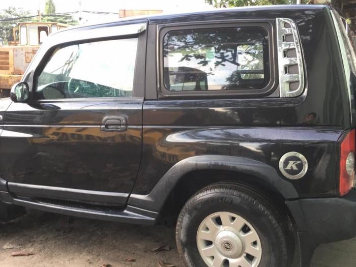 SsangYong Korando sản xuất năm 2005 Số tự động Dầu diesel