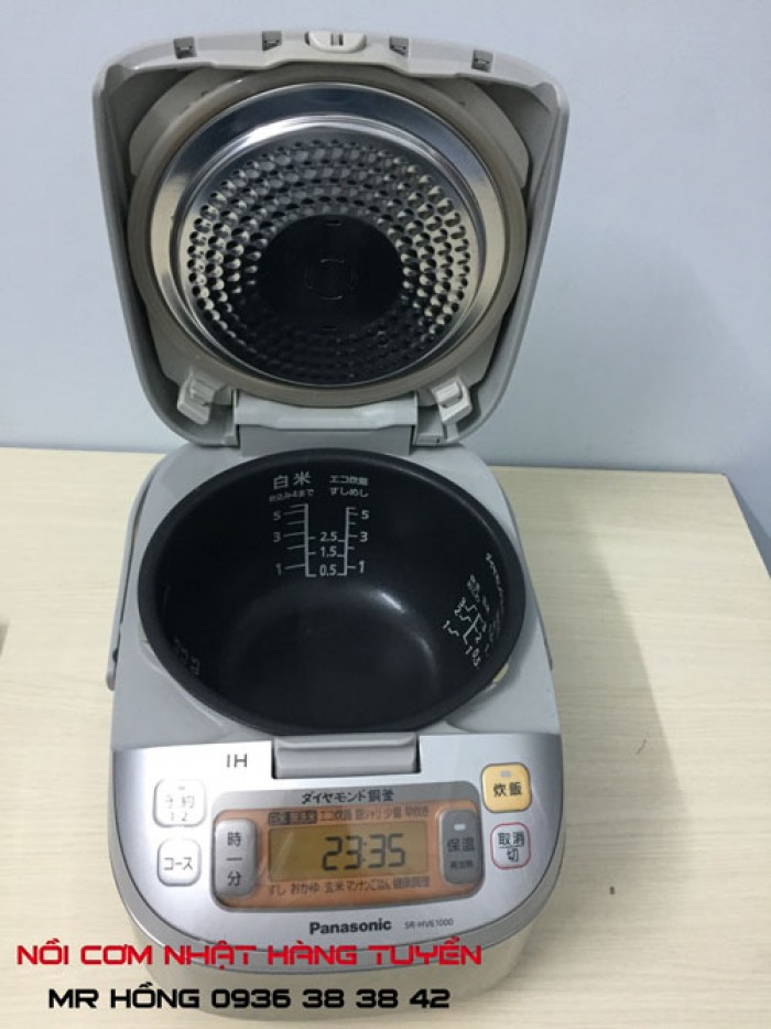 Chú ý! Nồi cơm điện Nhật bản nấu cơm cực ngon giá rẻ