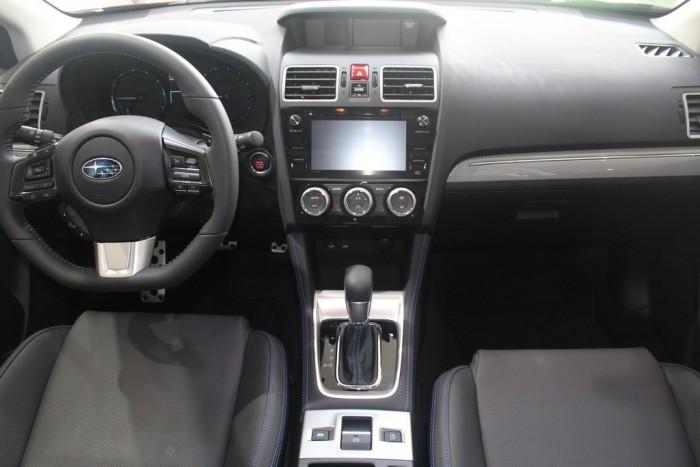 Xe Subaru Levorg 2017 dòng xe Sedan 4 chỗ, máy xăng, số tự động.