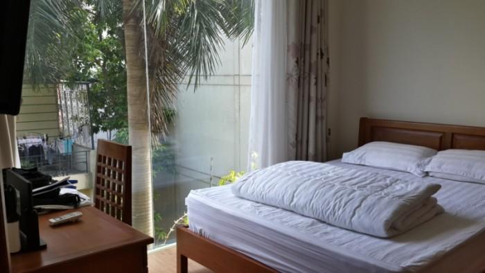 Cho thuê căn hộ dịch vụ 450usd-1.000usd tại Kim mã, Linh Lang, Đào Tấn