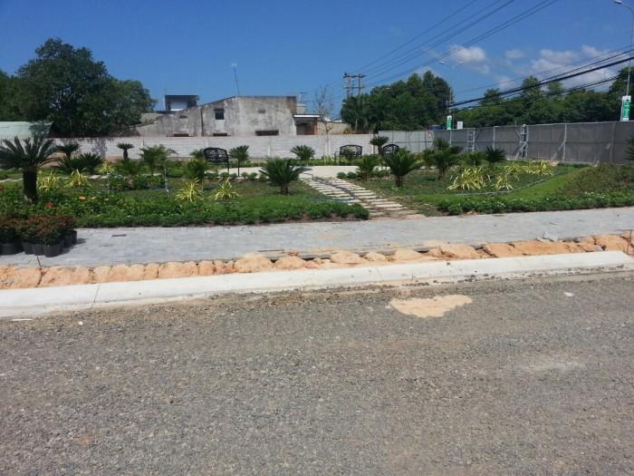 Bán đất phú hữu lk chân cầu cát lái quận 2, chỉ 119 triệu/nền góp 12 tháng 0%, ck 10%.