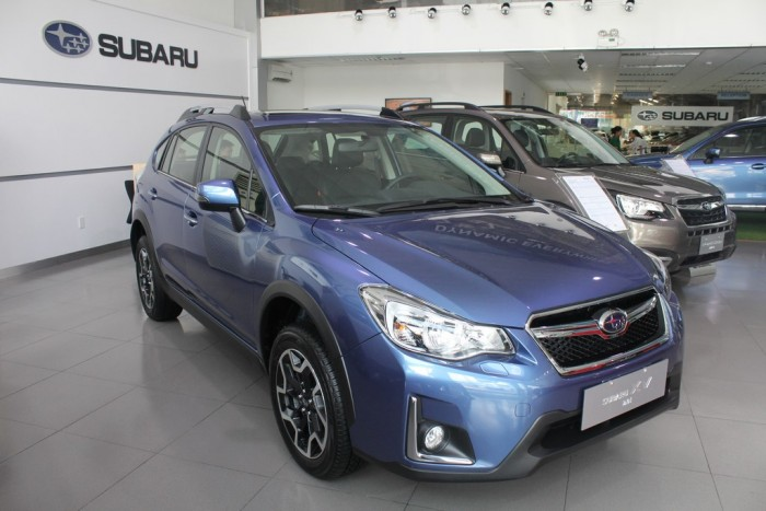 Subaru XV sản xuất năm 2017 Số tự động Động cơ Xăng