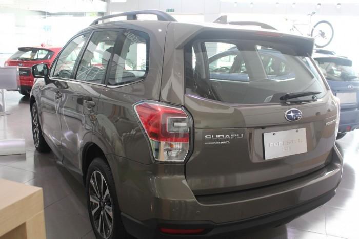 Đại lý Subaru Sài Gòn - nhân đặt xe ôtô Subaru Sài Gòn, chỉ với 1 cuộc gọi về 0933 451 339 bạn được tư vấn tất tần tật về mẫu xe Forester 2.0i-L mới nhất này