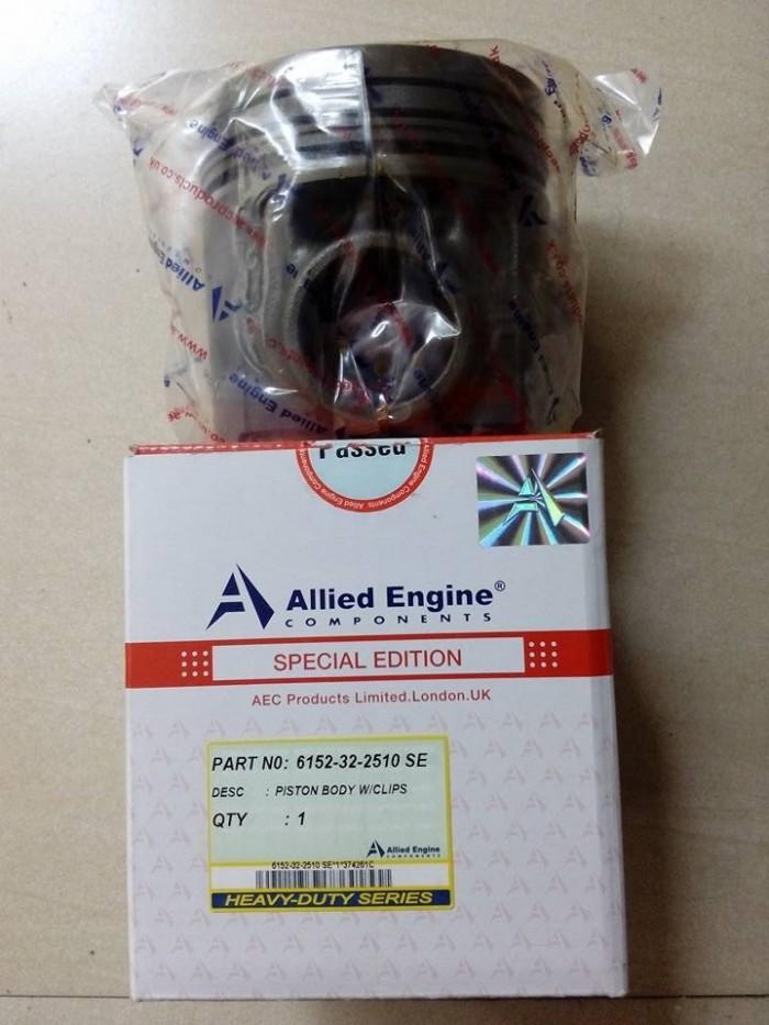 Phụ tùng động cơ - bộ hơi S6D125-2 lắp PC450-6 3