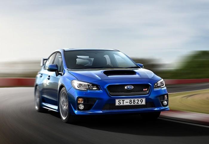 Subaru WRX STi sản xuất năm 2017 Số tự động Động cơ Xăng