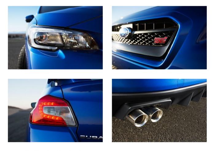 Đại lý Subaru Sài Gòn - Bán xe Subaru WRX STI máy xăng nhập khẩu mới, gọi ngay cho 0933 451 339 để được tư vấn mua xe nhanh chóng nhất!