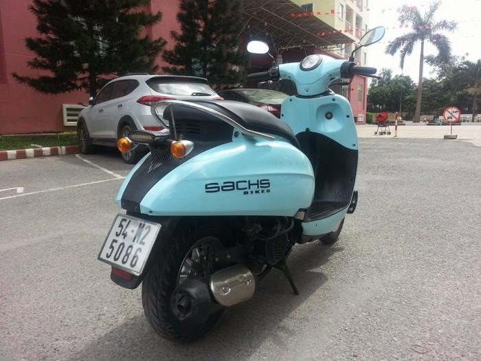 Sachs Amici 125 Kiểu Dáng Vespa Thương Hiệu  Xe Của ĐỨC Tuyệt Đẹp