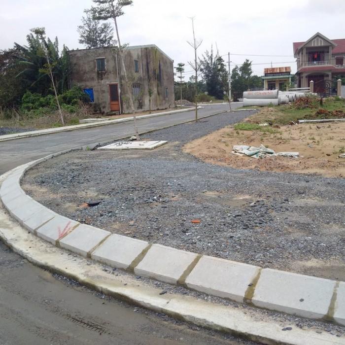 Đất đầu tư  giá rẻ Nam Đà Nẵng -   2 mặt tiền đường lớn