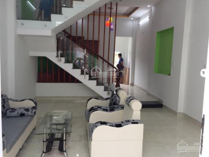 Bán nhà chính chủ, DT 150m2, nhà 2 lầu, 4 phòng ngủ, hẻm xe hơi, Huỳnh Tấn Phát Thị Trấn Nhà Bè