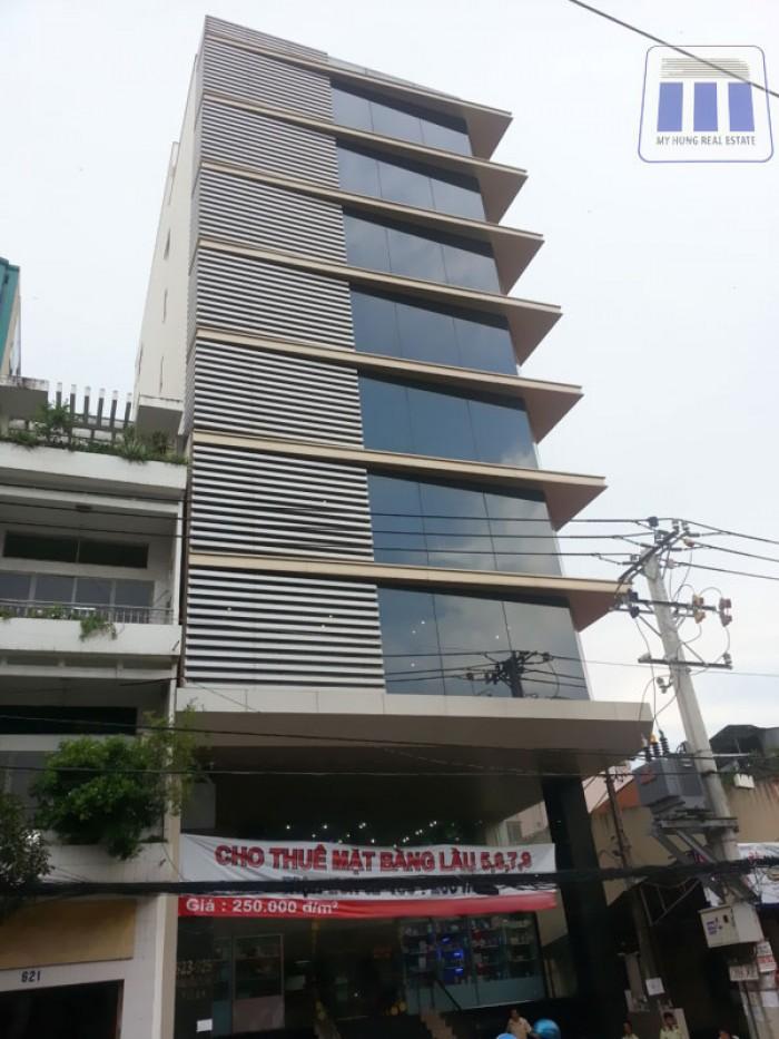 Bán nhà mới, kinh doanh cực tốt mặt phố Huế, có thang máy.