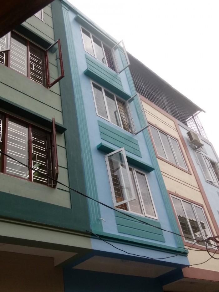 Bán nhà riêng (36m2*4 tầng) dương nội-lê trọng tấn,oto đỗ cửa (1.35 tỷ).