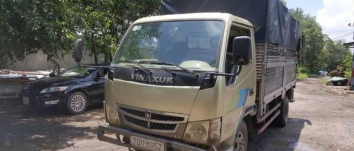 Cần bán xe tải vinaxuki đời 2008