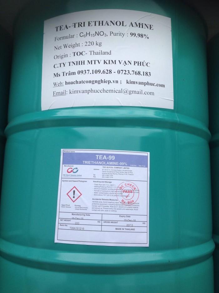 TEA- Tri Ethanol Amine 99%