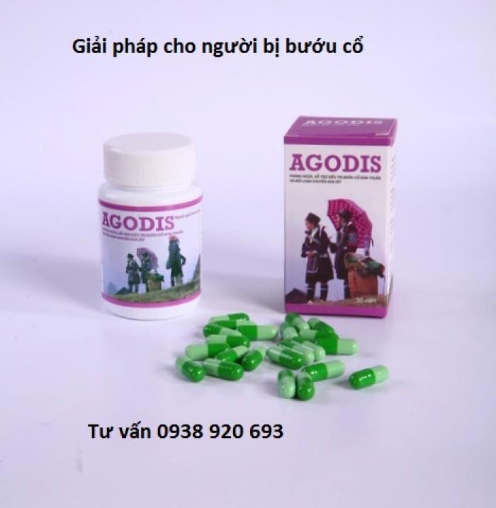 Agodis - giải pháp hỗ trợ cho người bị Bướu cổ