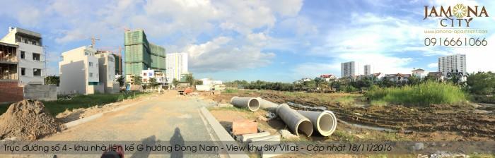 Cần bán đất nền dự án Jamona City Q7 - Thanh toán theo tiến độ - Xây dựng ở ngay